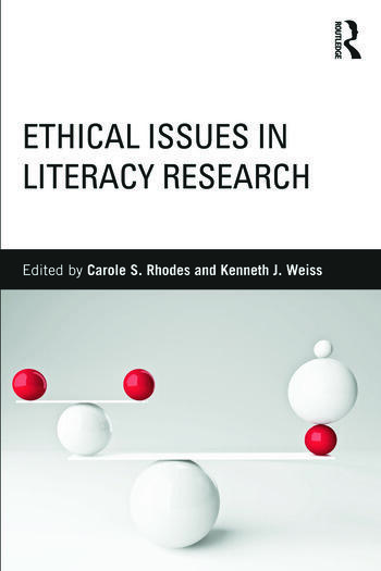 Ethical Issues in Literacy Research book cover
