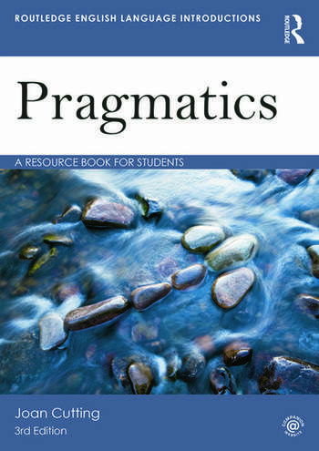 Pragmatics A Resource Book for Students book cover