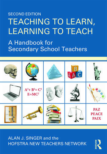 Teaching to Learn, Learning to Teach A Handbook for Secondary School Teachers book cover