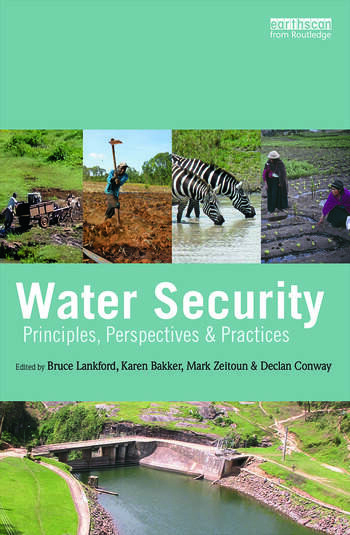 Water Security Principles, Perspectives and Practices book cover