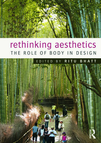 Rethinking Aesthetics The Role of Body in Design book cover