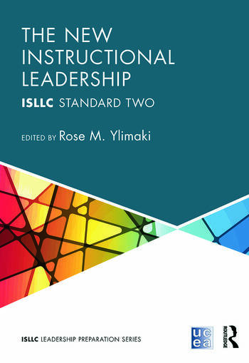 The New Instructional Leadership ISLLC Standard Two book cover