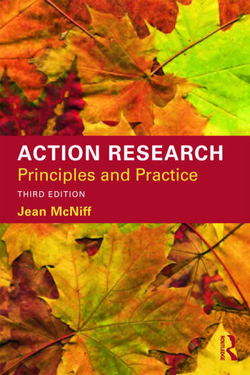 Action Research Principles and practice book cover