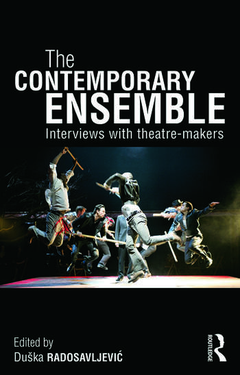 The Contemporary Ensemble Interviews with Theatre-Makers book cover