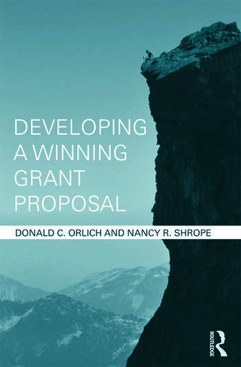 Developing a Winning Grant Proposal book cover