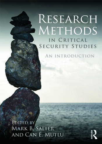 Research Methods in Critical Security Studies An Introduction book cover