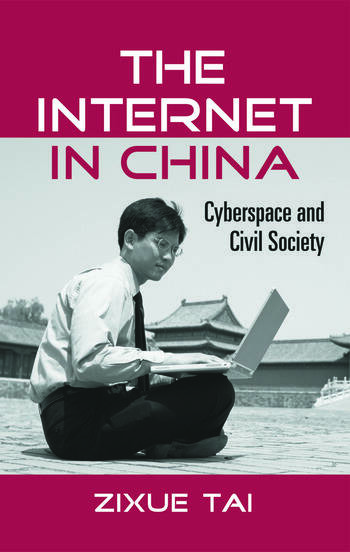 The Internet in China Cyberspace and Civil Society book cover