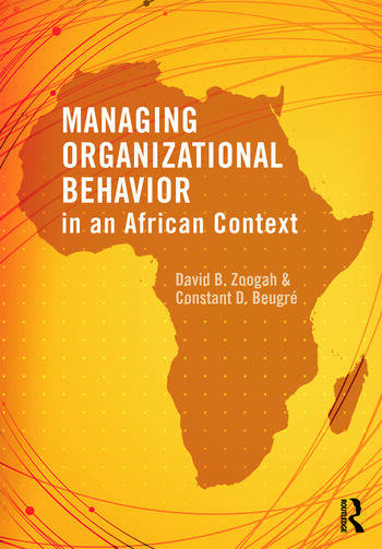 Managing Organizational Behavior in the African Context book cover