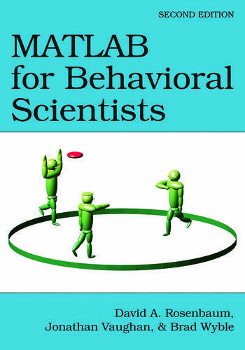 MATLAB for Behavioral Scientists book cover