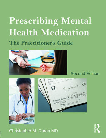 Prescribing Mental Health Medication The Practitioner's Guide book cover