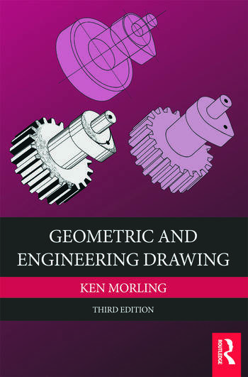Geometric and Engineering Drawing book cover