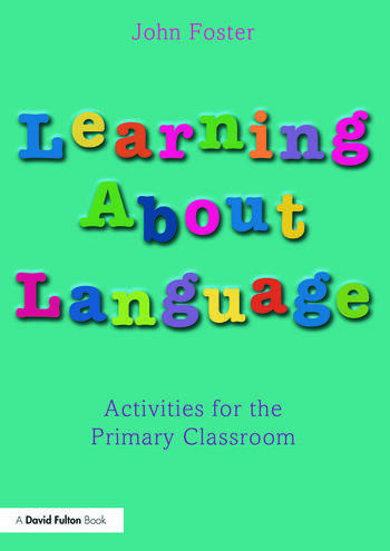 Learning about Language Activities for the Primary Classroom book cover