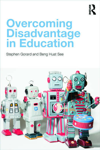Overcoming Disadvantage in Education book cover