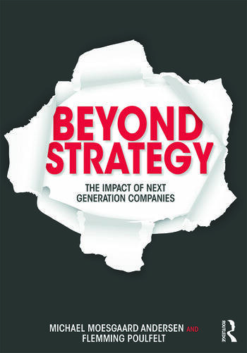 Beyond Strategy The Impact of Next Generation Companies book cover