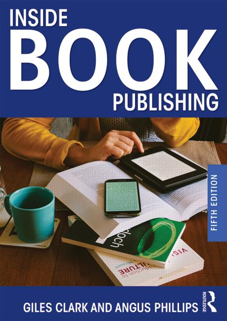 Inside Book Publishing book cover