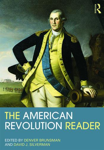 The American Revolution Reader book cover
