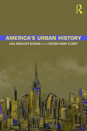 America's Urban History book cover