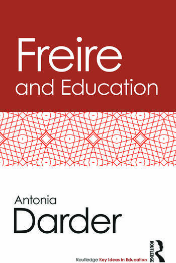 Freire and Education book cover