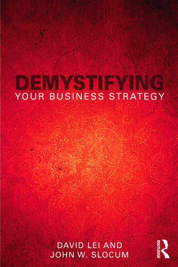 Demystifying Your Business Strategy book cover