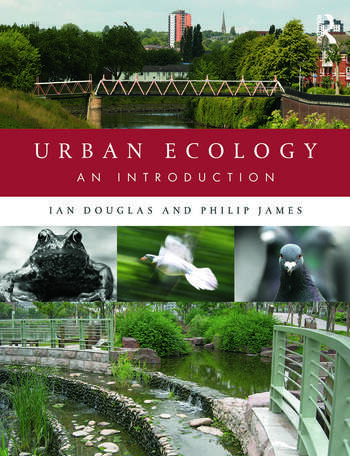 Urban Ecology An Introduction book cover