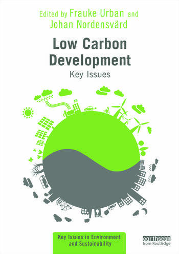 Low Carbon Development Key Issues book cover
