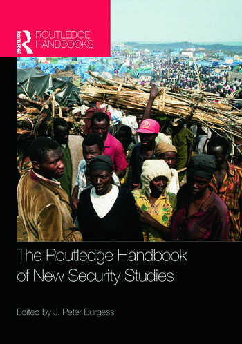 The Routledge Handbook of New Security Studies book cover