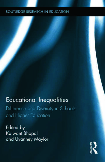 Educational Inequalities Difference and Diversity in Schools and Higher Education book cover