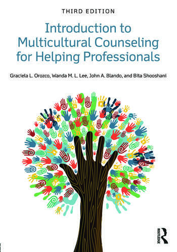 Introduction to Multicultural Counseling for Helping Professionals book cover