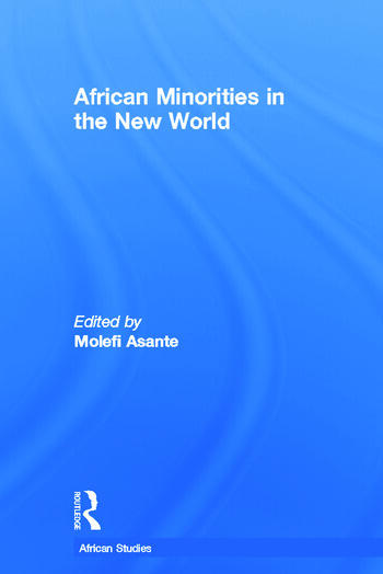 African Minorities in the New World book cover
