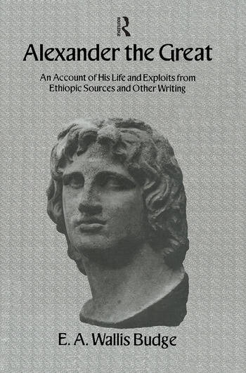Alexander The Great book cover