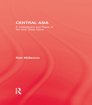 Central Asia book cover