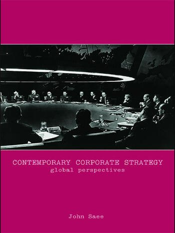 Contemporary Corporate Strategy Global Perspectives book cover