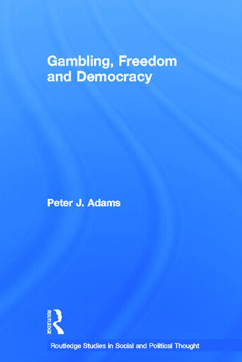 Gambling, Freedom and Democracy book cover