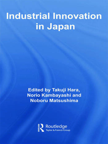 Industrial Innovation in Japan book cover