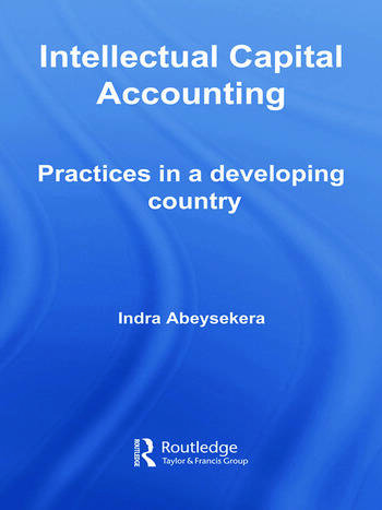 Intellectual Capital Accounting Practices in a Developing Country book cover