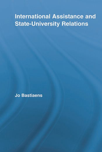 International Assistance and State-University Relations book cover