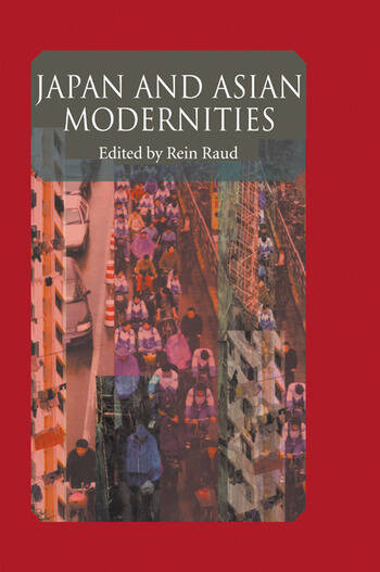 Japan And Asian Modernities book cover