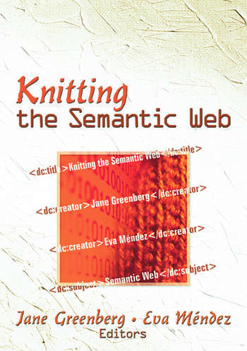 Knitting the Semantic Web book cover