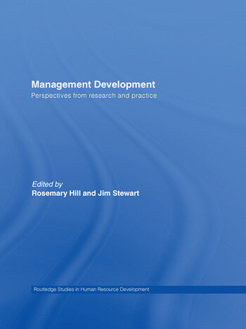 Management Development Perspectives from Research and Practice book cover
