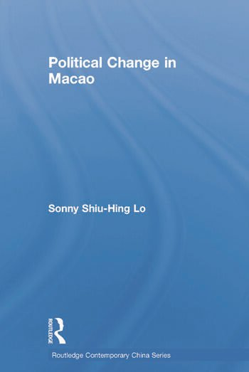 Political Change in Macao book cover