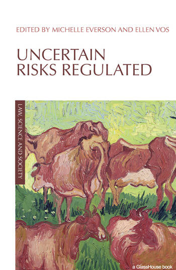 Uncertain Risks Regulated book cover
