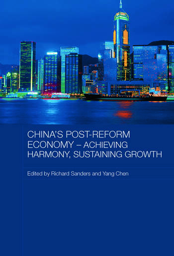 China's Post-Reform Economy - Achieving Harmony, Sustaining Growth book cover