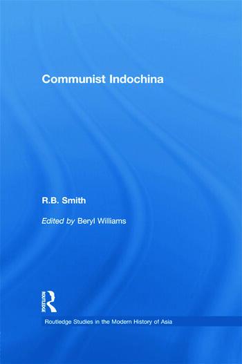 Communist Indochina book cover