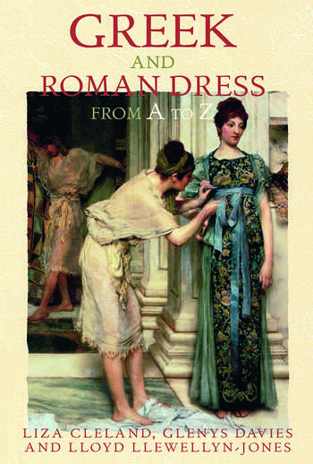 Greek and Roman Dress from A to Z book cover