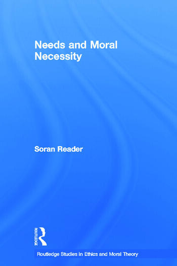 Needs and Moral Necessity book cover