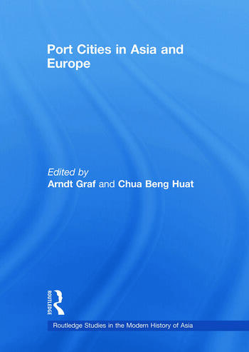 Port Cities in Asia and Europe book cover