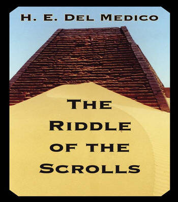 Riddle Of The Scrolls book cover