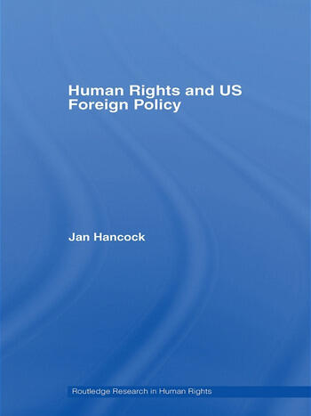 Human Rights and US Foreign Policy book cover