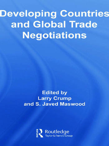 Developing Countries and Global Trade Negotiations book cover