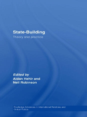 State-Building Theory and Practice book cover